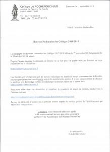 BOURSES 2018-2019 001