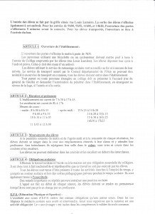 REGLEMENT INTERIEUR PAGE 2 001